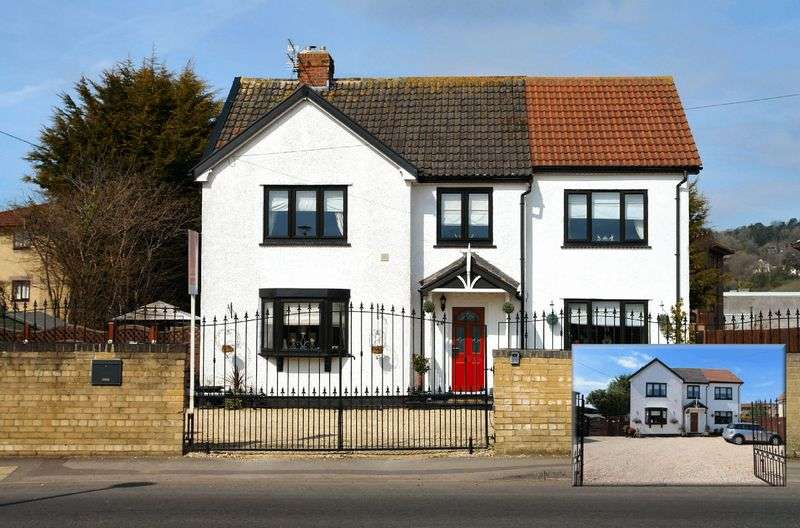 4 Bedrooms Property for sale in High Street, Nailsea