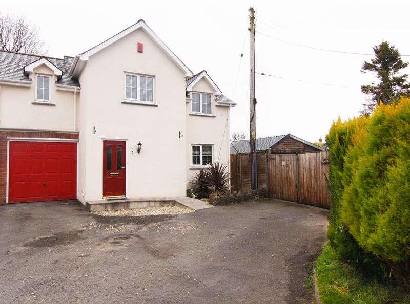 4 Bedrooms Property for sale in Tanyard Court Bridestowe, Okehampton