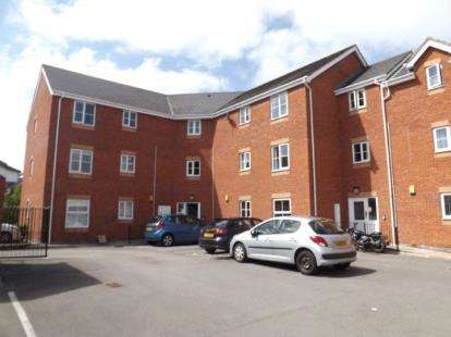 2 Bedrooms Flat for sale in Ashtons Green Drive, St. Helens, Merseyside, WA9