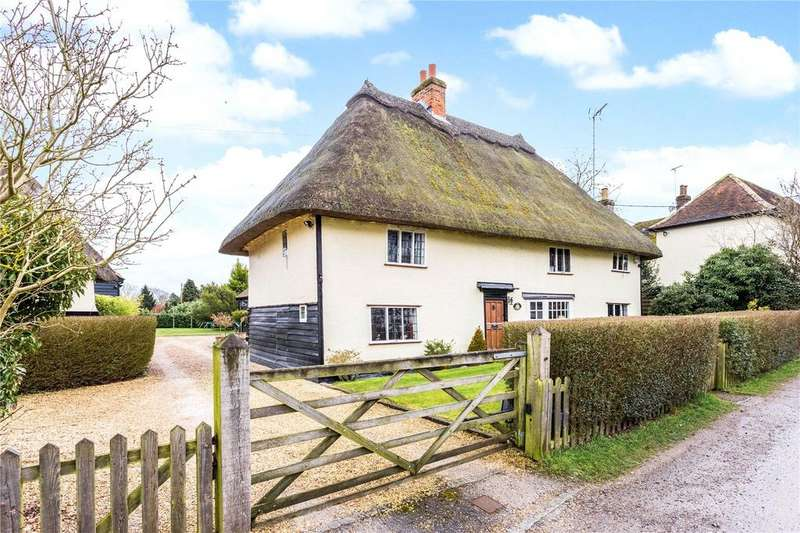 5 Bedrooms Unique Property for sale in Middle Street, Clavering, Saffron Walden, Essex, CB11