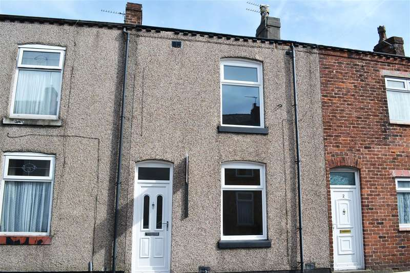 2 Bedrooms Terraced House for sale in Gregory Street, Leigh