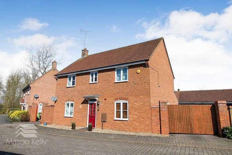 4 Bedrooms Detached House for sale in Savage Croft, Milton Keynes