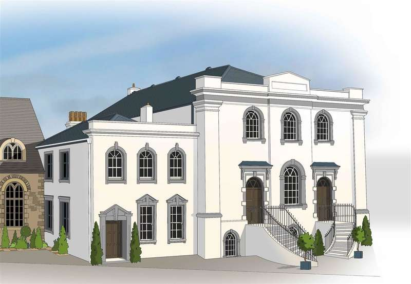 Plot Commercial for sale in Former Wesleyan Chapel, Perrots Road, Haverfordwest
