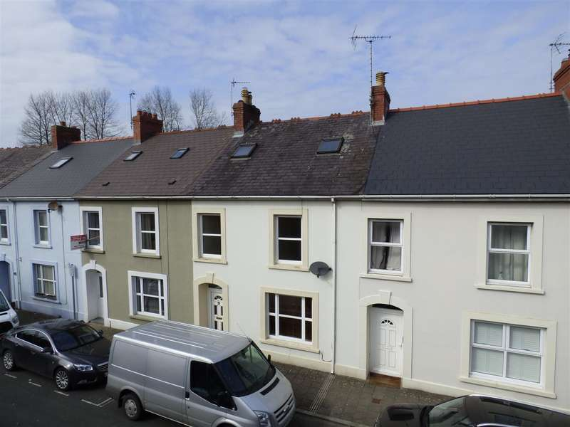 5 Bedrooms Terraced House for sale in Cartlett, Haverfordwest