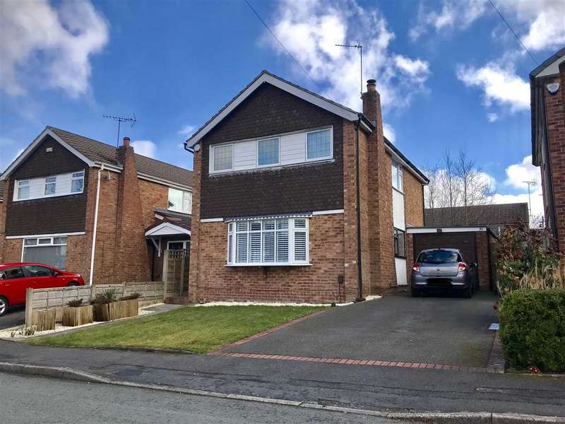 4 Bedrooms Detached House for sale in Grasmere, Macclesfield