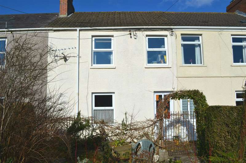 3 Bedrooms Terraced House for sale in Gwendraeth Town, South Carmarthenshire, Kidwelly