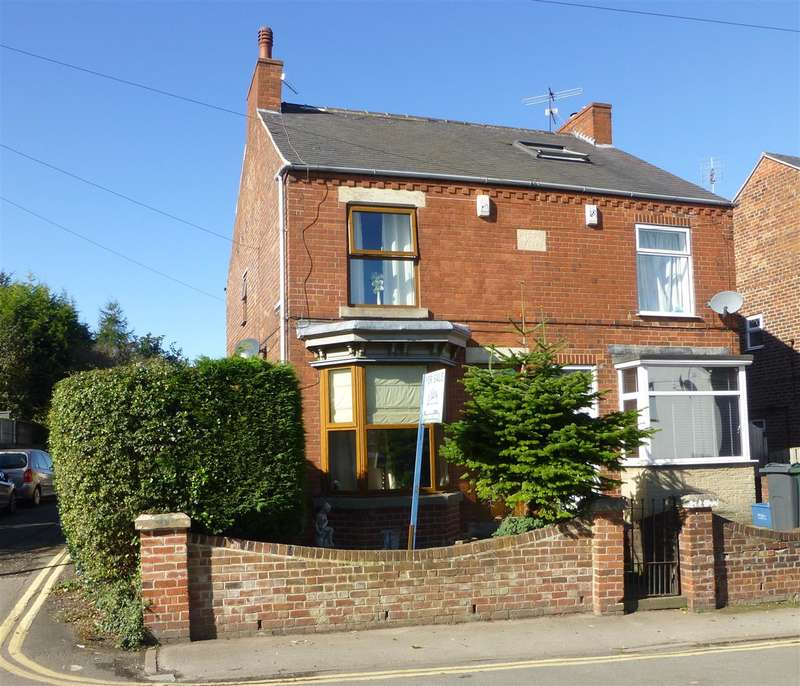 3 Bedrooms Semi Detached House for sale in Church Street, Wales, Sheffield