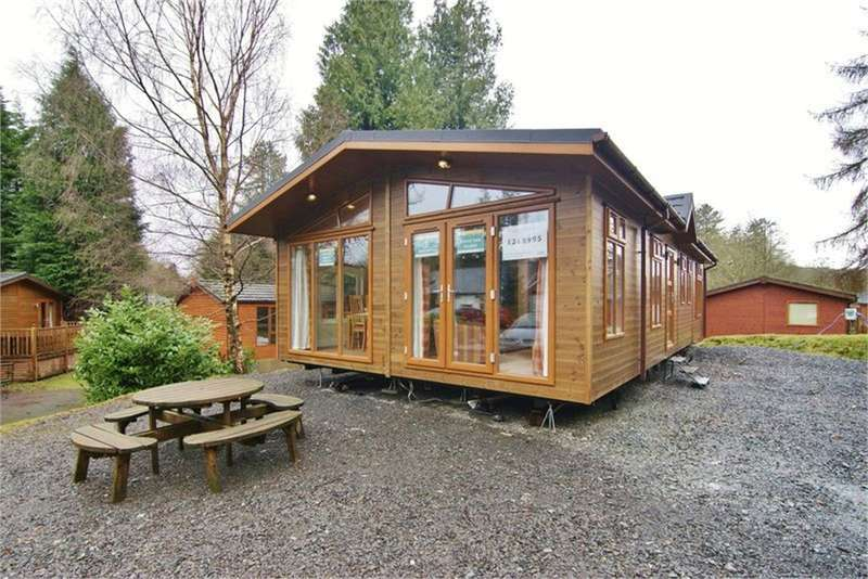 3 Bedrooms Park Home Mobile Home for sale in LA23 1LF, White Cross Bay Holiday Park and Marina, Ambleside Road, Windermere