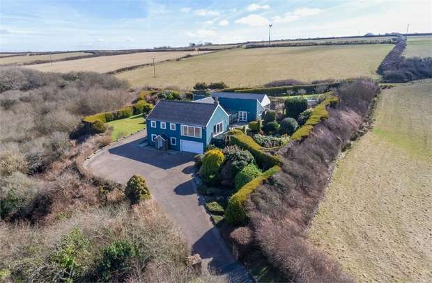 4 Bedrooms Detached House for sale in Broad Haven, Haverfordwest, Pembrokeshire