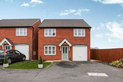 4 Bedrooms Detached House for sale in Old Farm Lane, Longford, Coventry, West Midlands