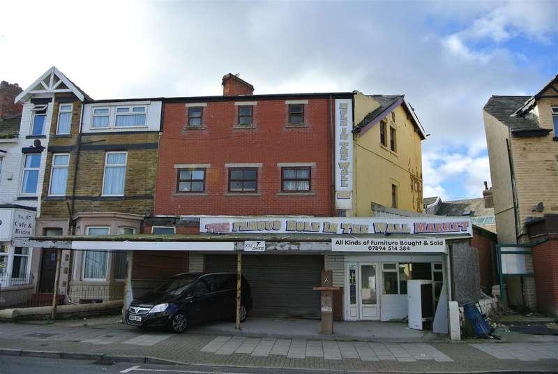 Studio Flat for sale in Lytham Road, Blackpool