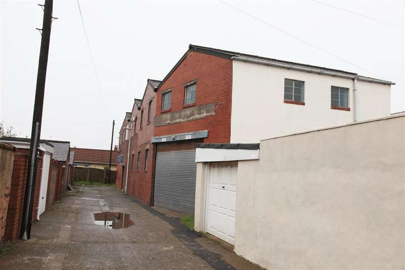 Warehouse Commercial for sale in Highfield Road, Blackpool