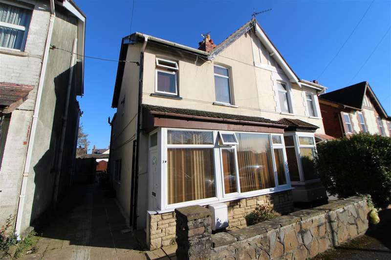 3 Bedrooms Semi Detached House for sale in The Avenue, Caldicot