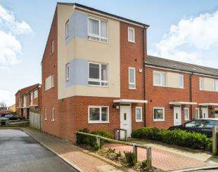4 Bedrooms End Of Terrace House for sale in Lamberhurst Mews, Ashford, Kent, Ashford