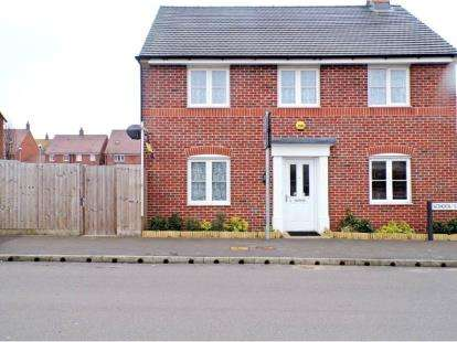 3 Bedrooms Detached House for sale in School Lane, Wixams, Bedford, Bedfordshire