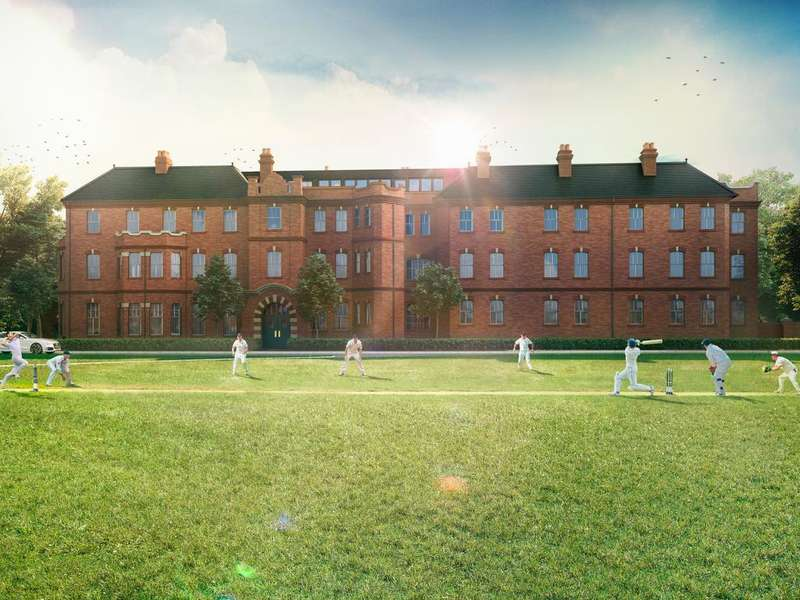 2 Bedrooms Apartment Flat for sale in The Woodlands, Willow Road, Bournville, Birmingham, B30 2AU