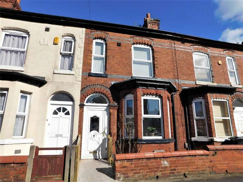 3 Bedrooms Terraced House for sale in Aberdeen Crescent, Edgeley, Stockport