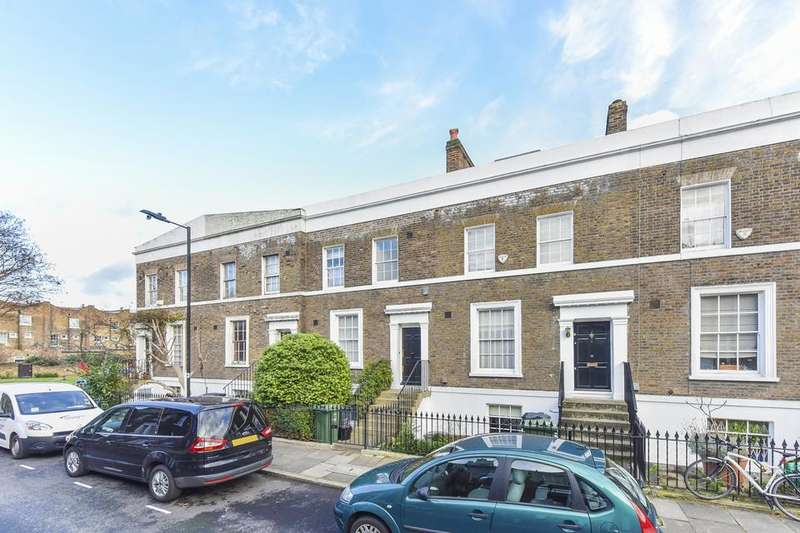 3 Bedrooms Terraced House for sale in Russell Grove, London SW9