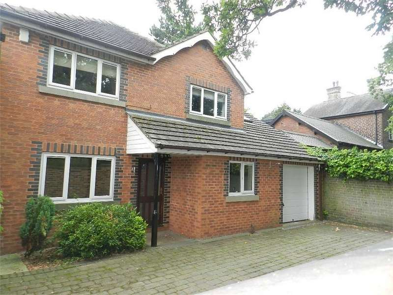 5 Bedrooms Detached House for sale in Housley Park, Chapeltown, SHEFFIELD, South Yorkshire