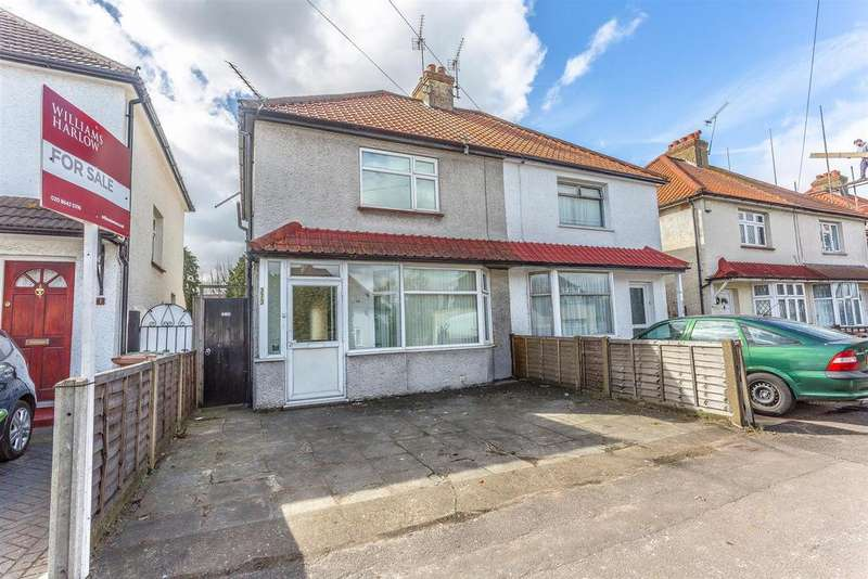 3 Bedrooms House for sale in Gander Green Lane, Cheam, Sutton