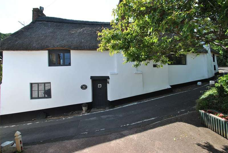 3 Bedrooms Detached House for sale in Moor Road, Minehead