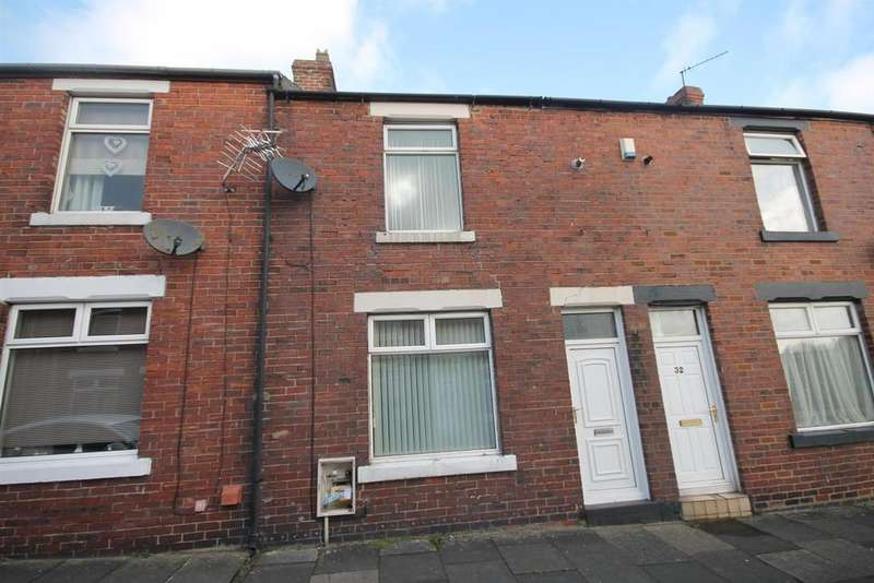 2 Bedrooms Terraced House for sale in Dent Street, Shildon