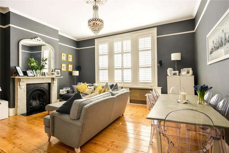 3 Bedrooms Flat for sale in East Dulwich Road, East Dulwich, London, SE22