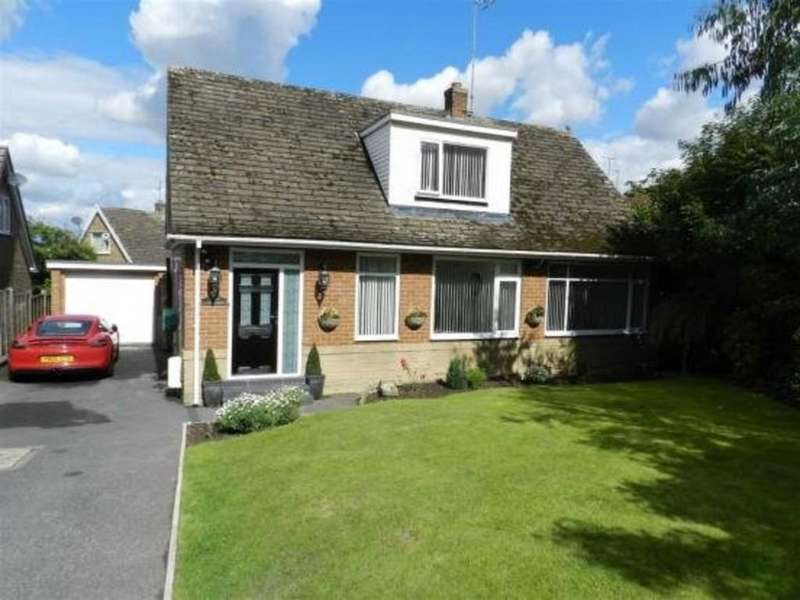 4 Bedrooms Detached House for sale in The Russets, Sandal