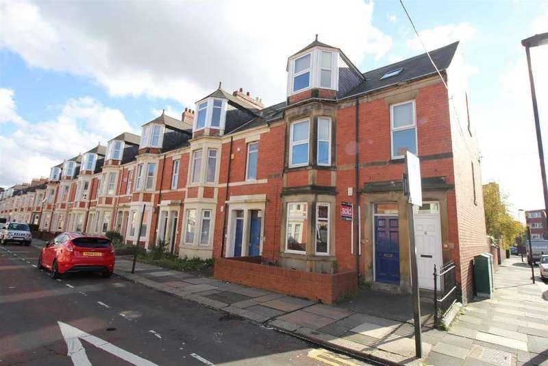 5 Bedrooms Maisonette Flat for rent in Glenthorn Road, Newcastle Upon Tyne