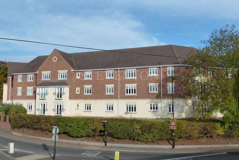 2 Bedrooms Apartment Flat for sale in Bewick Court, The Holloway, Compton, Wolverhampton