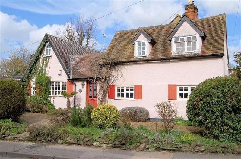 3 Bedrooms House for sale in Hillfoot Road, Shillington, Hitchin, Hertfordshire