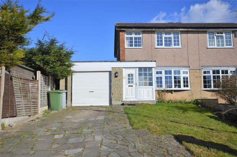 3 Bedrooms Semi Detached House for sale in Sandpiper Close, Saughall Massie