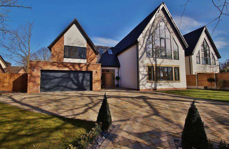 5 Bedrooms Detached House for sale in The Silverdale, Victoria Road, Freshfield