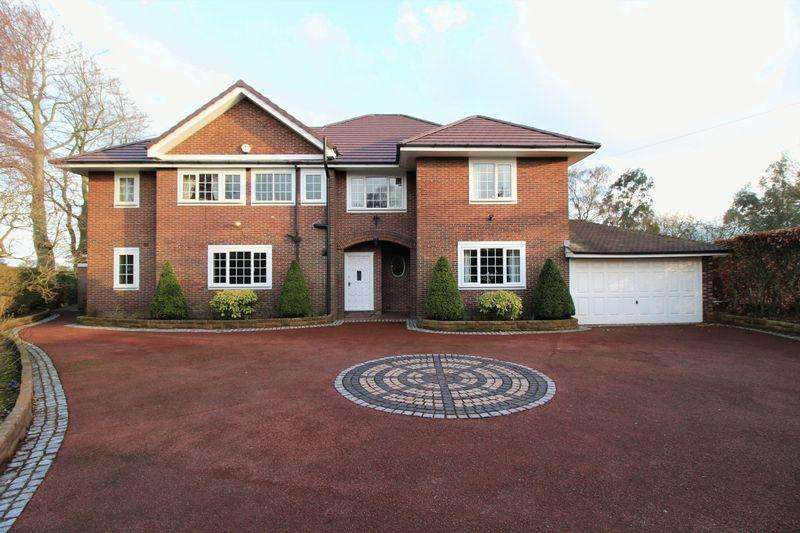 5 Bedrooms Detached House for sale in Storeton Lane, Barnston