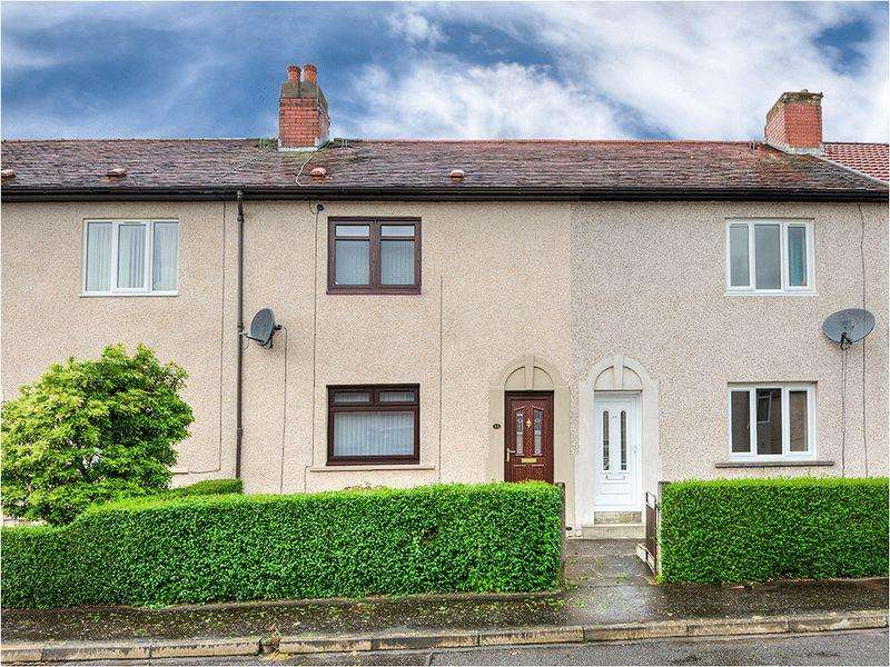 2 Bedrooms Terraced House for sale in Ochilview Road, Tillicoultry