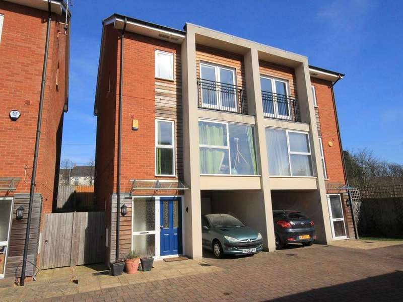 4 Bedrooms Semi Detached House for sale in Beaumont Mews, Flitwick, MK45