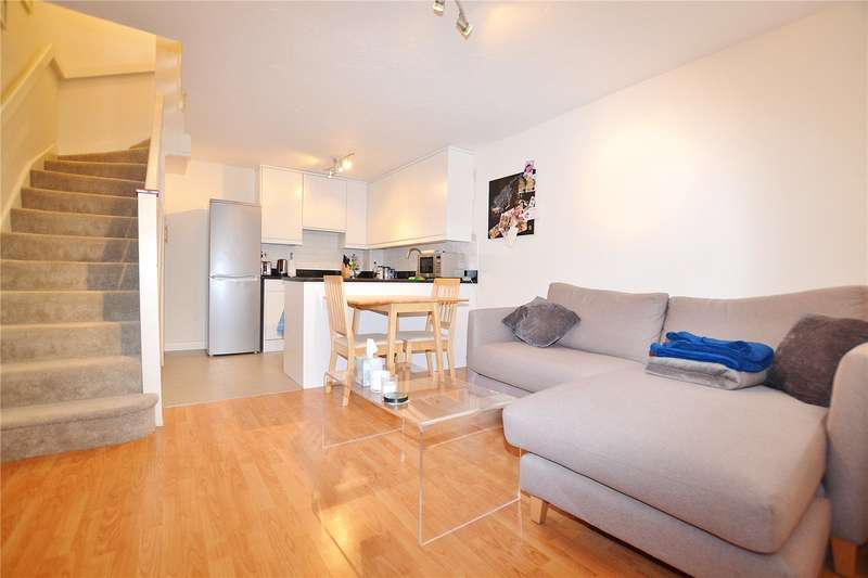 1 Bedroom Terraced House for sale in Redwood Way, Barnet, Hertfordshire, EN5