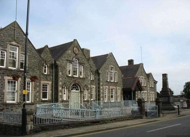 Office Commercial for sale in Shire Hall, Glanhwfa Road, Llangefni