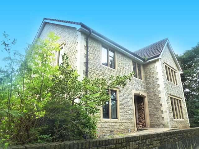 5 Bedrooms Detached House for sale in Fernacre, Star, Winscombe