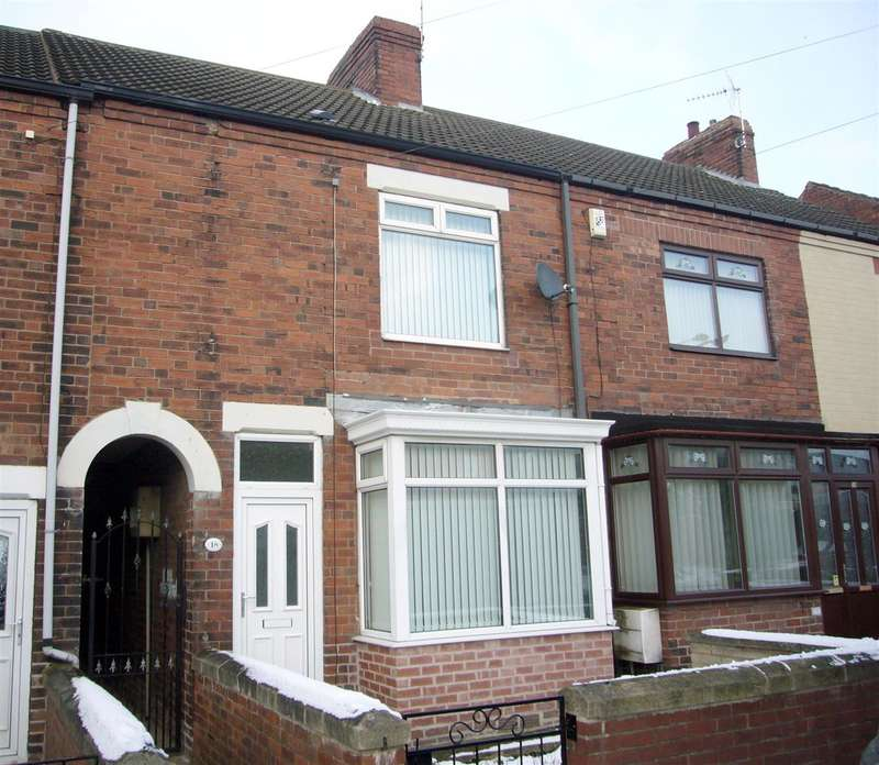 3 Bedrooms Terraced House for rent in Wales Road, Kiveton Park, Sheffield