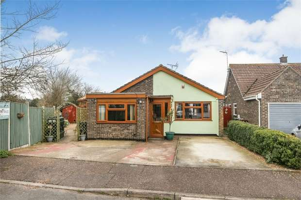 3 Bedrooms Detached Bungalow for sale in Hamilton Way, Ditchingham, Bungay, Norfolk