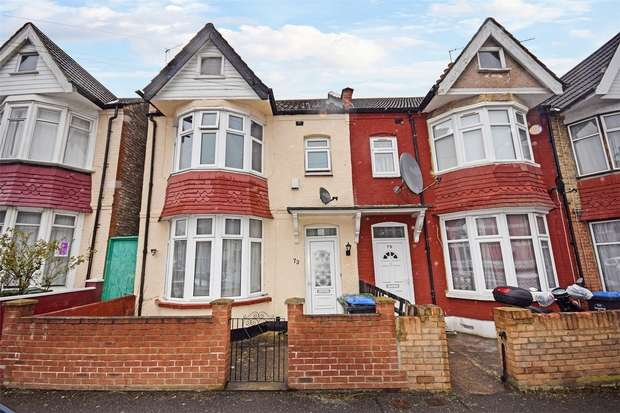 3 Bedrooms End Of Terrace House for sale in Fernbank Avenue, WEMBLEY, Middlesex