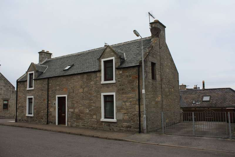 3 Bedrooms Detached House for sale in James Street, Lossiemouth, IV31