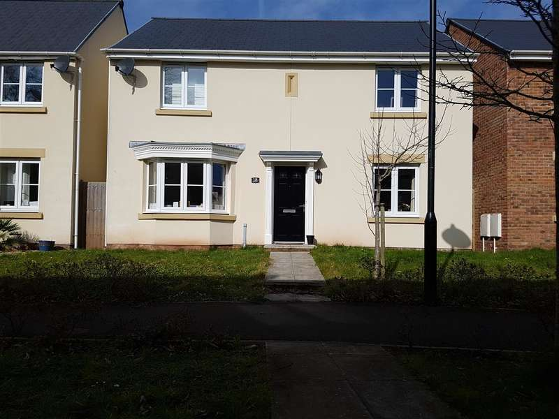 4 Bedrooms Detached House for sale in Roundbush Crescent, Caldicot