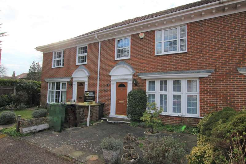 3 Bedrooms Terraced House for sale in Sheraton Close, Eastbourne, BN21 4HQ