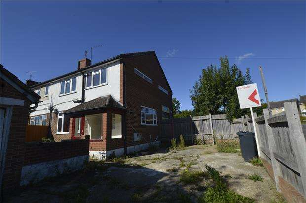 3 Bedrooms Maisonette Flat for sale in Slipshatch Road, REIGATE, Surrey, RH2 8HA