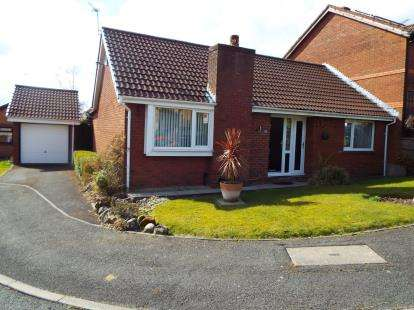 2 Bedrooms Bungalow for sale in Epsom Croft, Anderton, Chorley, Lancashire