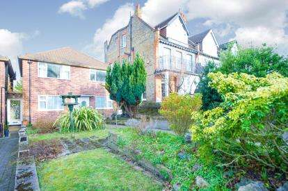 2 Bedrooms Maisonette Flat for sale in Eversley Park Road, Winchmore Hill, London, .