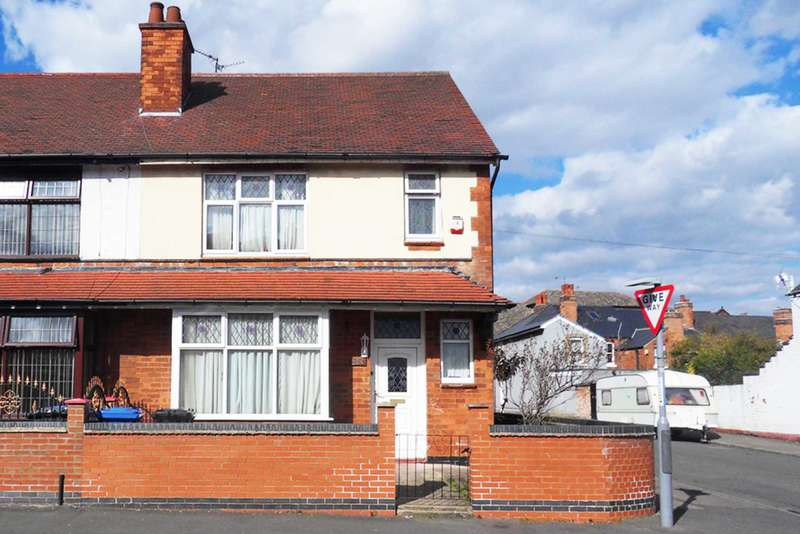 3 Bedrooms Semi Detached House for sale in Crewe Street, Cavendish