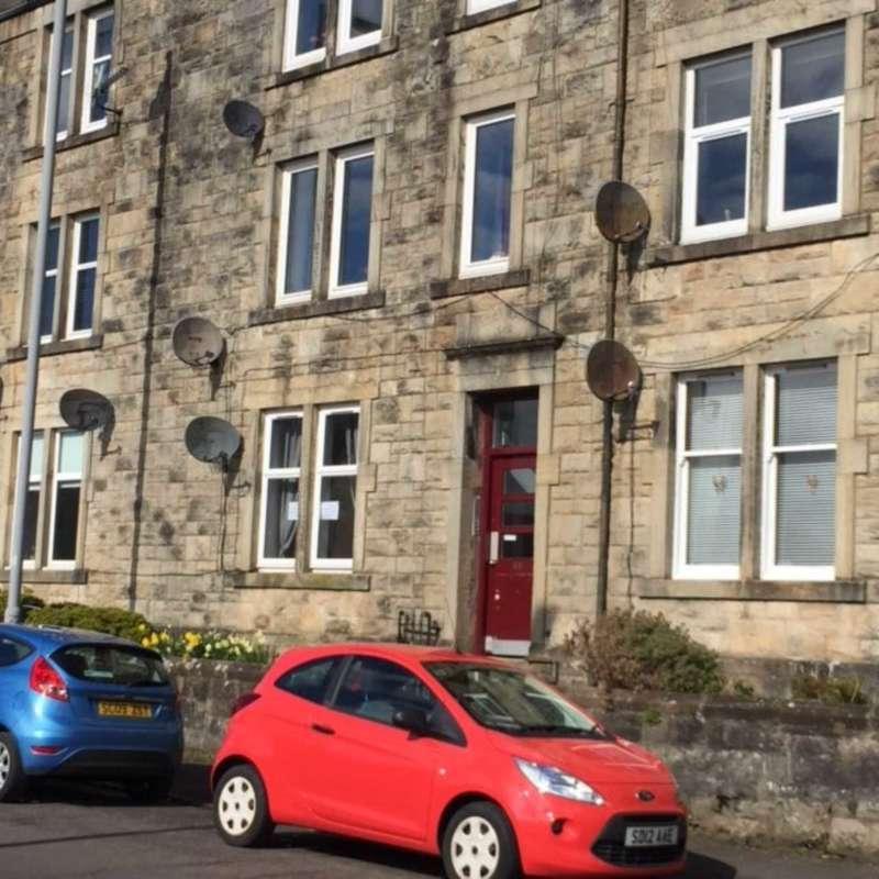 1 Bedroom Flat for sale in Calder Street, Lochwinnoch